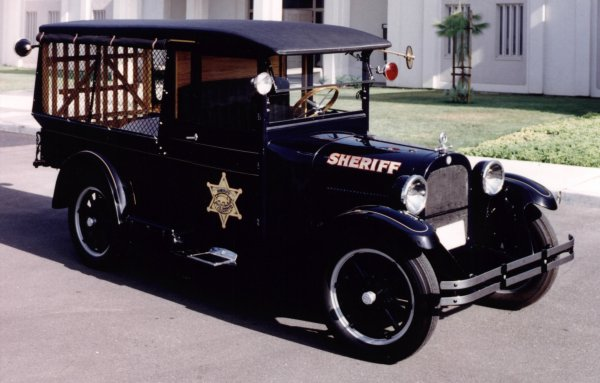 1927 Dodge Brothers Screen Express