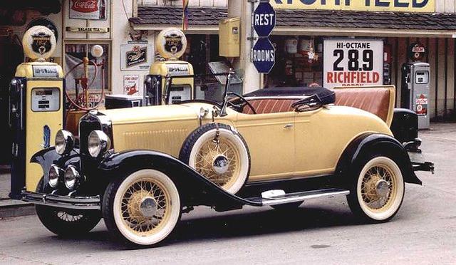 1930 DD6 Roadster | Dodge Brothers Club
