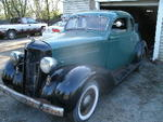 1935 dodge coupe - eugene r. george's MAY 5, 2012 015